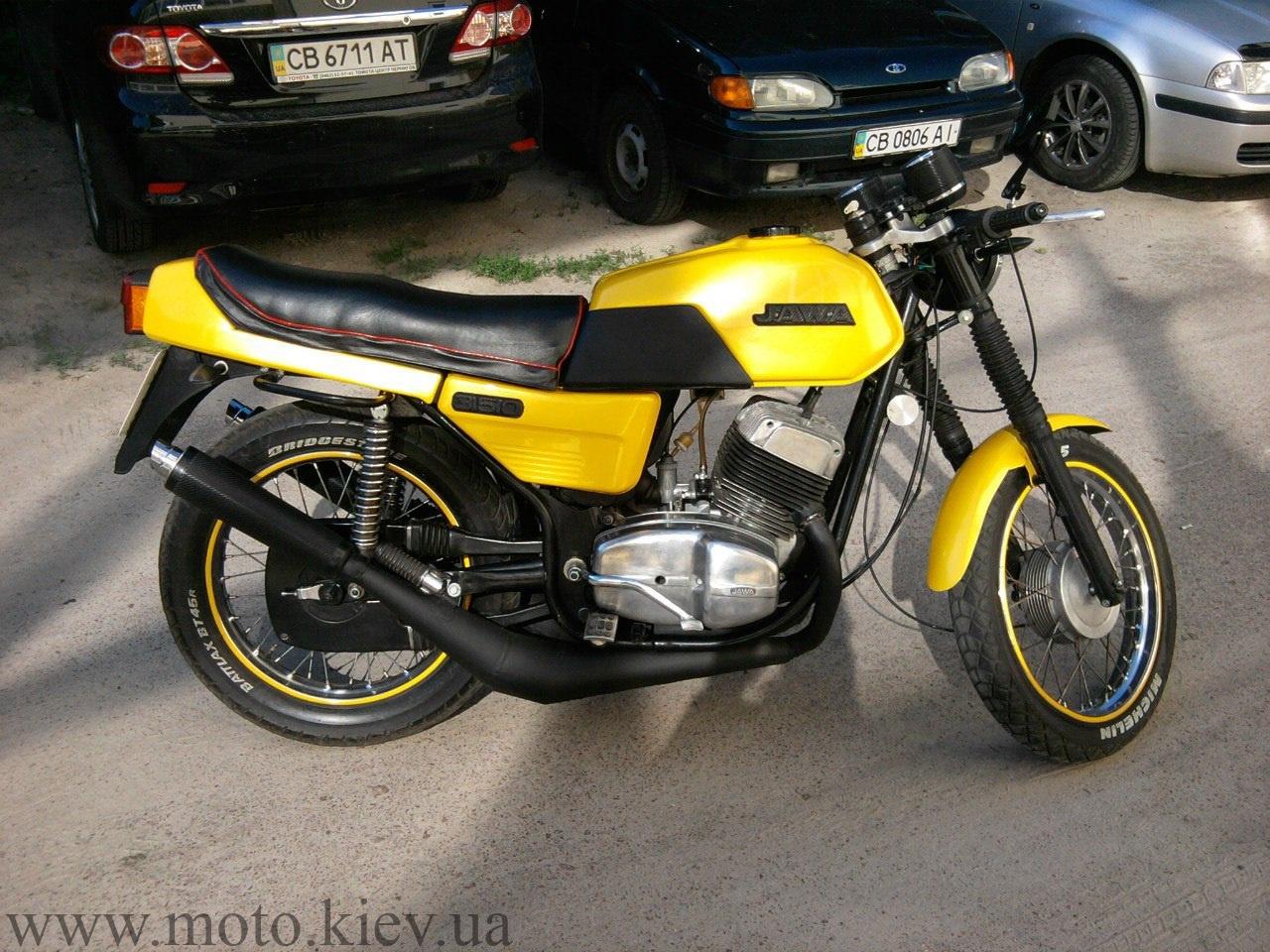 Мотоцикл Ява : тюнинг. Ява 350 : способы улучшения 358