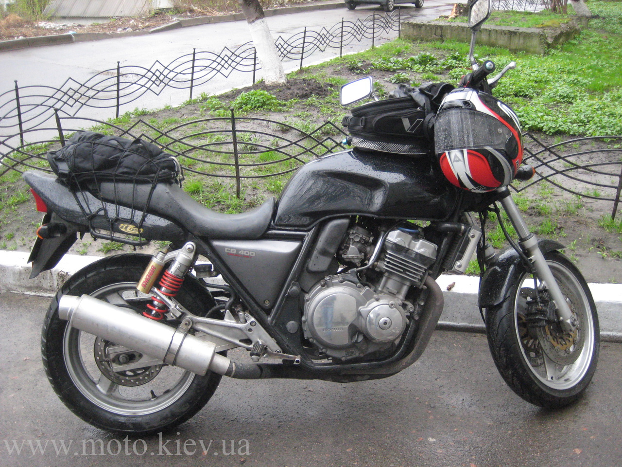 грузики для Honda CB 400 super four #8