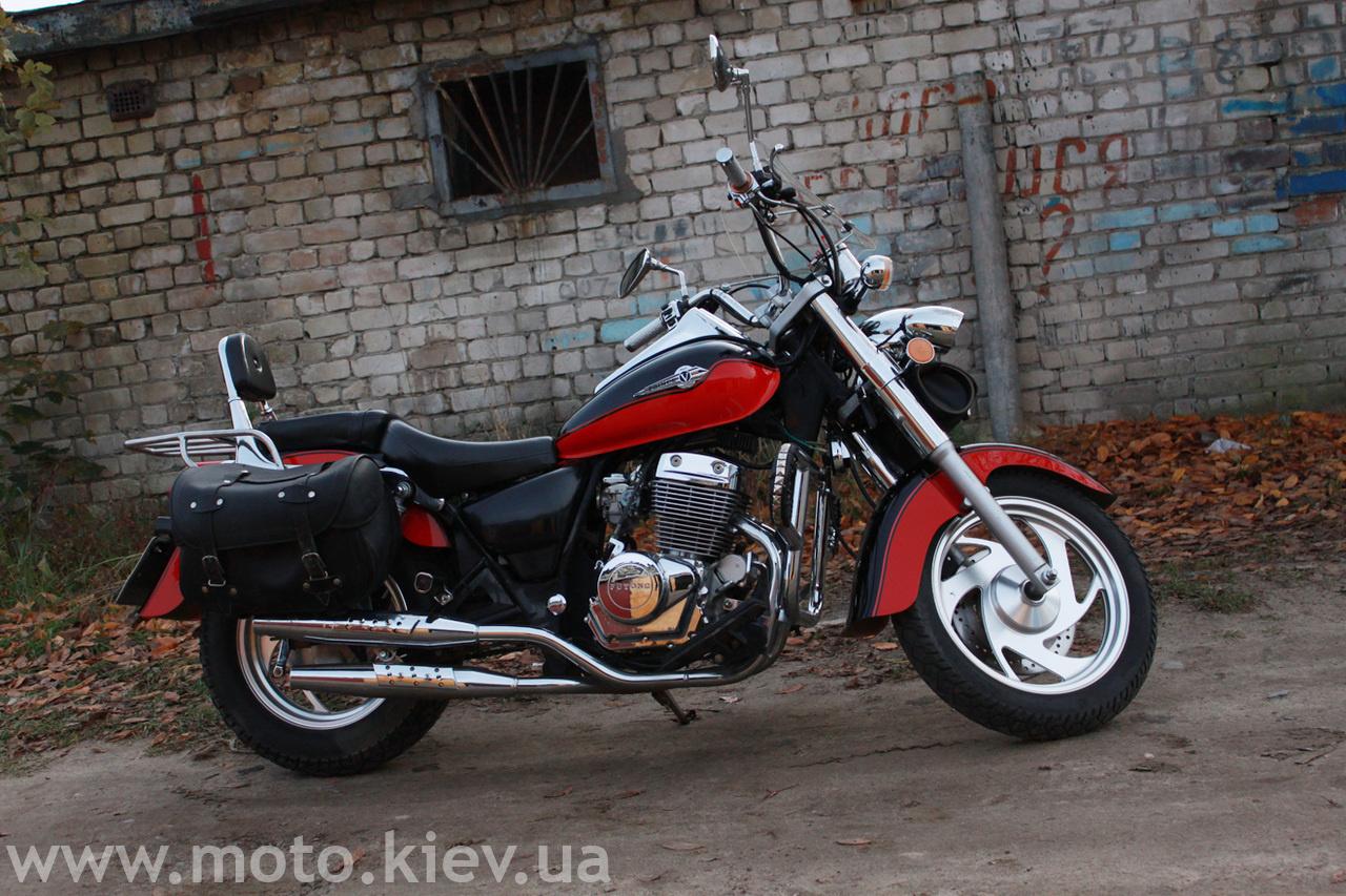 Мотоцикл Futong RF 250