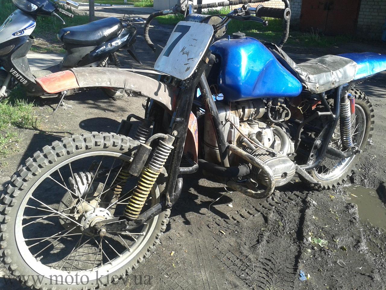 Кросс мотоциклы 30