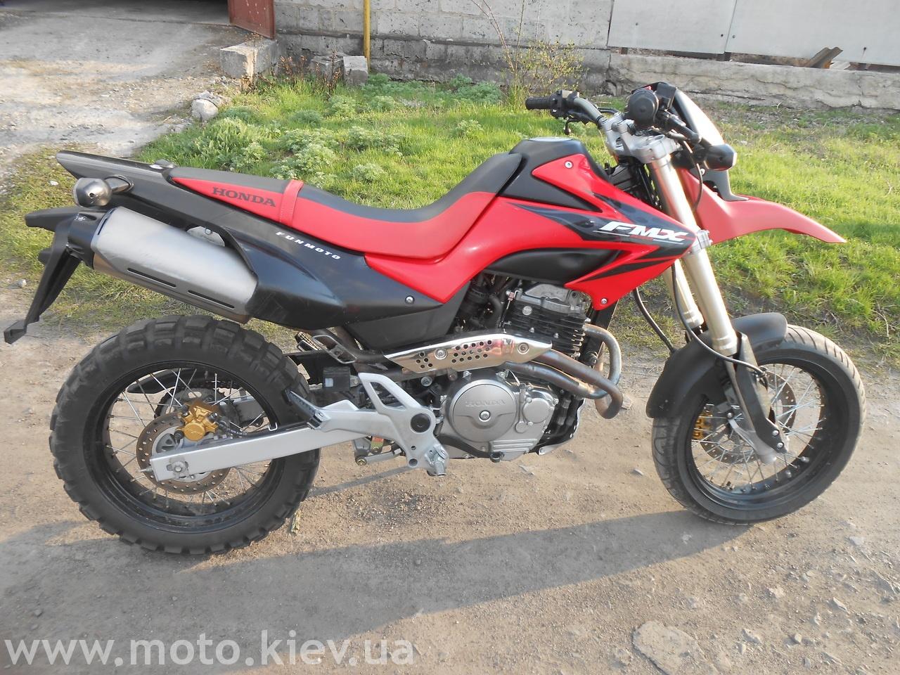 SUBJ: Мотоцикл  Honda FMX 650  10 USD Торг