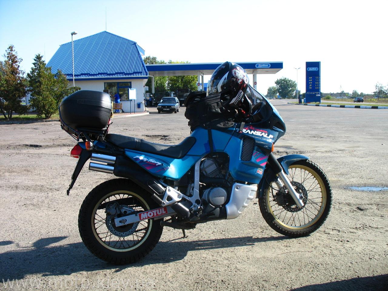 Мотоцикл  Honda Transalp 400  3700 USD Торг