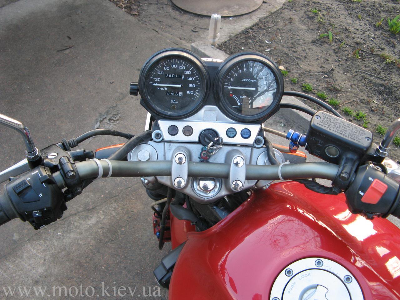 Новые мотоциклы Honda.