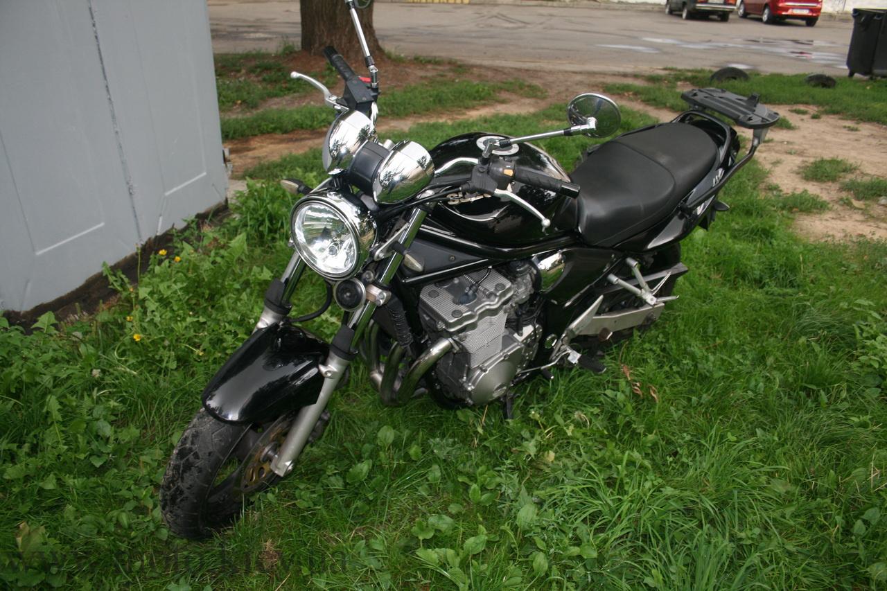 Suzuki Bandit, фото #2.