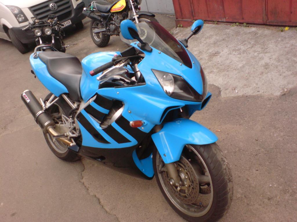 Продажа HONDA CBR 600 F…