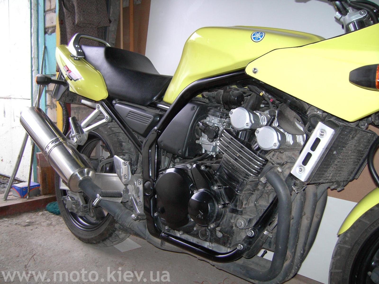 Мотоцикл - Yamaha Fazer 600 - 5000 USD - Продана мототехніка (Архів розділу...