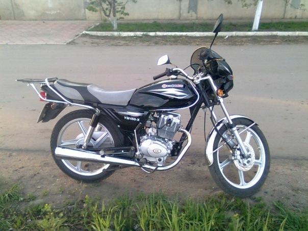Мотоцикл Alfamoto Viking