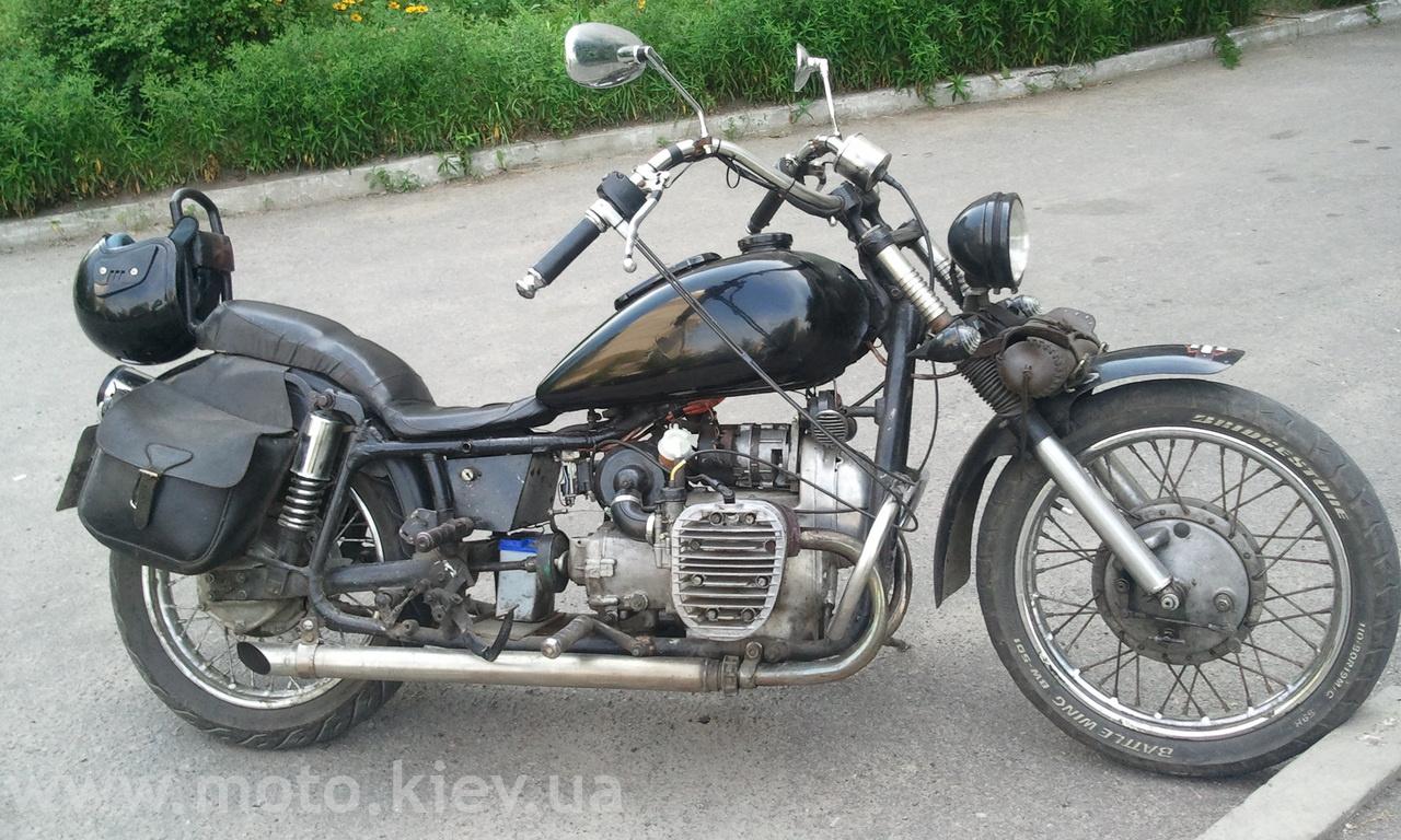 Мотоцикл - КМЗ к-750 750 - 7000 ГРН (Торг) - Продана мототехніка ...
