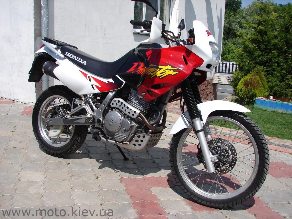SUBJ: Мотоцикл  Honda Dominator 650  4500 USD Торг