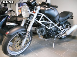 мотоцикл Ducati Monster 600 4999 Usd торг продана